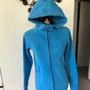 light blue lululemon jacket